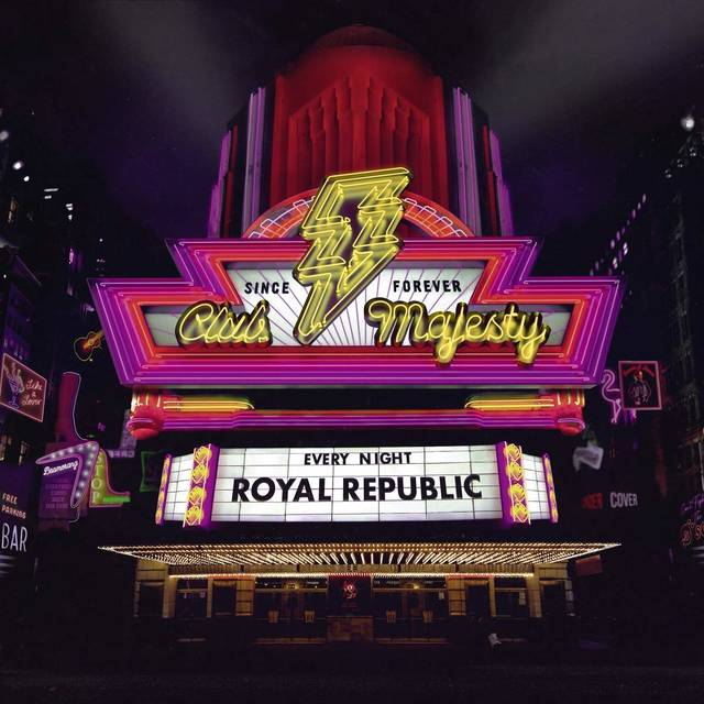 ROYAL REPUBLIC / Club Majesty