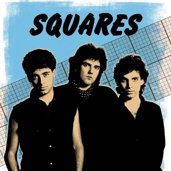 SQUARES feat. Joe Satriani ...