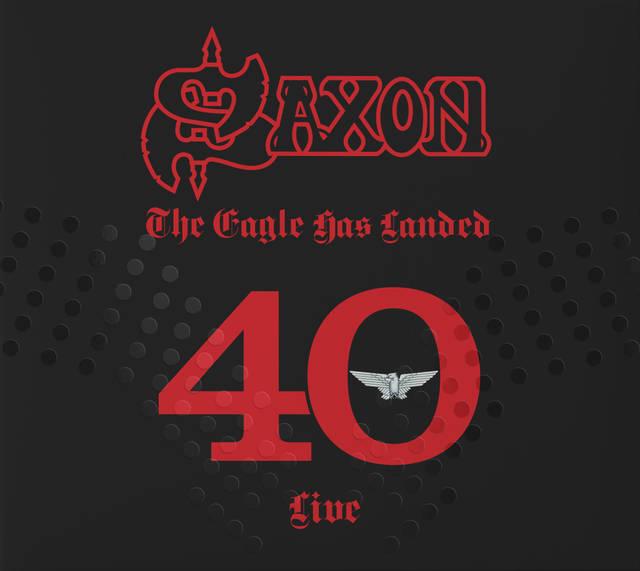 SAXON / The Eagle Has Lande...