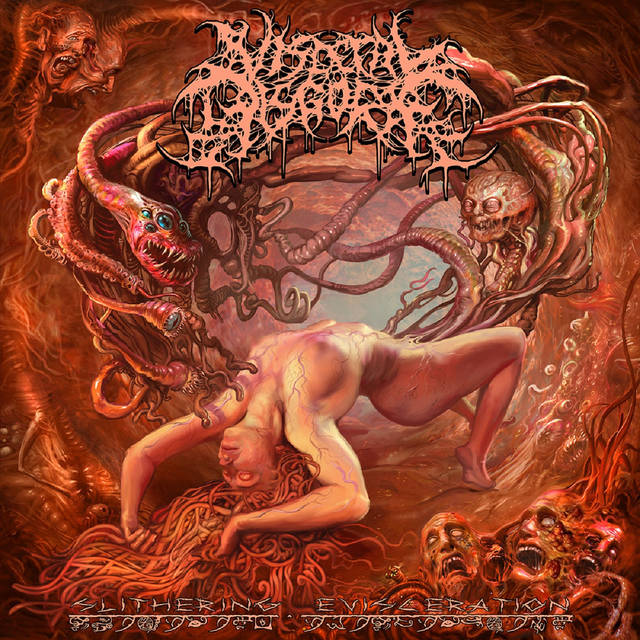 VISCERAL DISGORGE / Slither...