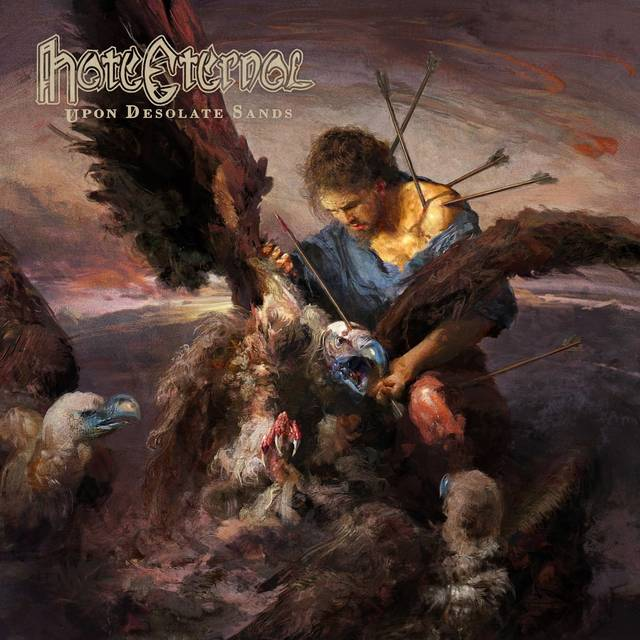 HATE ETERNAL / Upon Desolat...