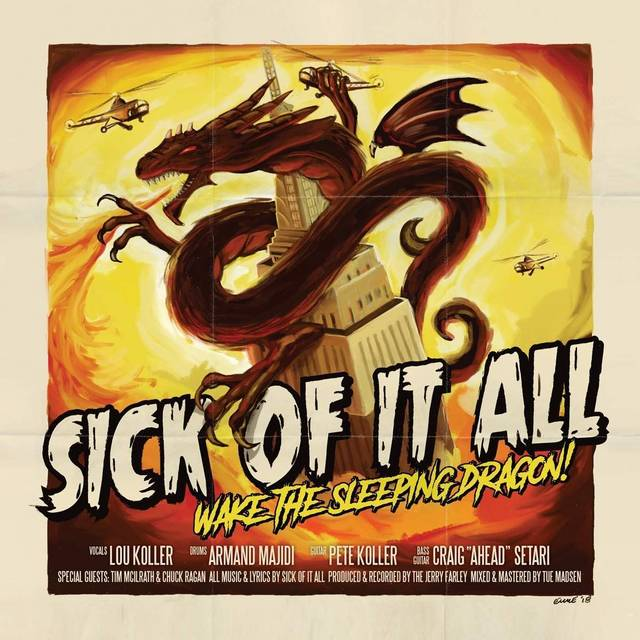 SICK OF IT ALL / Wake The S...