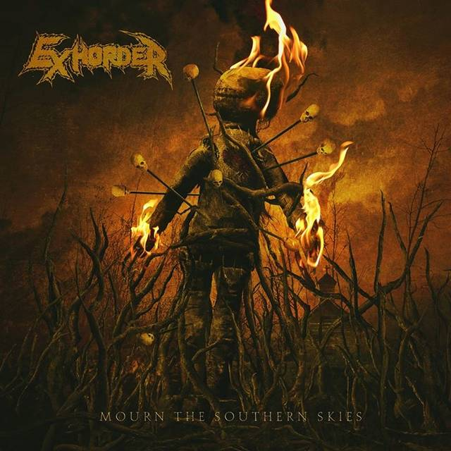 EXHORDER / Mourn The Southe...