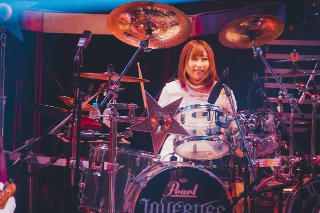 haruna<drums>