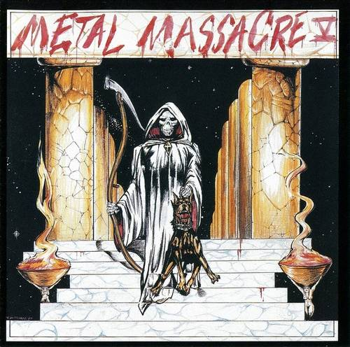 Metal Massacre V(1984)
