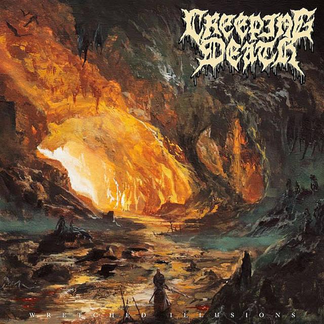 CREEPING DEATH / Wretched I...