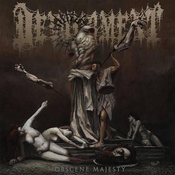 DEVOURMENT / Obscene Majesty