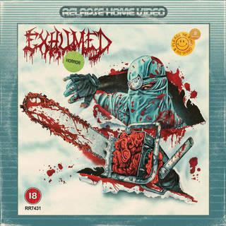 米デスグラインド8th EXHUMED『Horror』