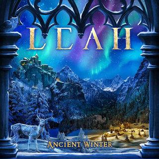ゴシック/シンフォニック・メタル LEAH「ANCIENT WINTER」