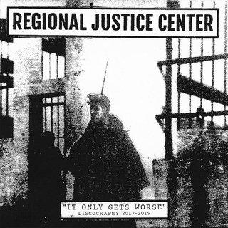 激烈パワーヴァイオレンス・Regional Justice Centerの全音源を集めた編集盤がJapan Tourに合わせて登場!