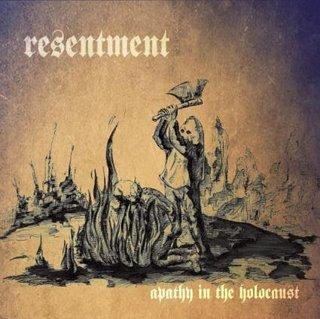 金沢の超極悪Death Metallic Hardcore・RESENTMENTが約18年振り単独音源をリリース!