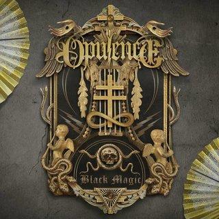 【11/15発売】ドゥーム・パンク・バンドOPULENCEのデビュー作がリリース!