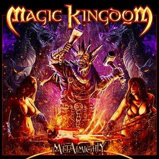 【11/22発売】ベルギー産シンフォ・パワー・メタルMAGIC KINGDOMの5th!