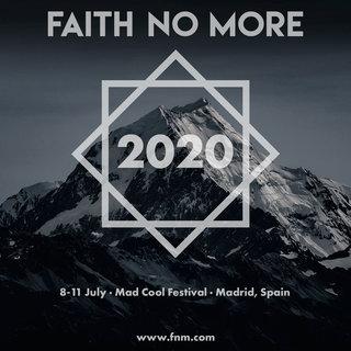 FAITH NO MORE、じわじわと公演日程追加
