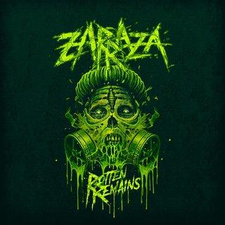 カザフスタンのデスラッシャー、ZARRAZAが『Rotten Remains』EPをリリース!