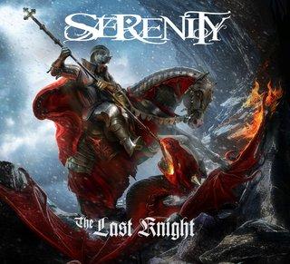 オーストリアのシンフォニック・パワー・メタルSERENITYが『The Last Knight』を来年1月にリリース!