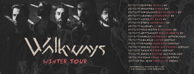 WALKWAYS Winter Tour