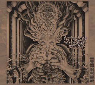 コスタリカのデス・メタル・バンドCATARSIS INCARNEが3rdアルバムをリリース