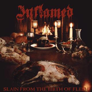 ブラジルのシンフォニック・ブラック・プロジェクトINFLAMEDがデビュー・アルバムをリリース