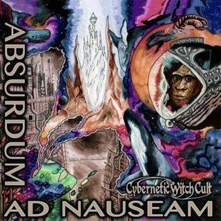 UK産ストーナー・メタルCYBERNETIC WITCH CULTが3rdアルバムをリリース!