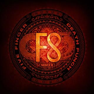 FIVE FINGER DEATH PUNCHがニュー・アルバム『F8』を来年2月にリリース!