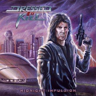 中国のNWOTHM、DRESSED TO KILLがフルレングス・アルバム『Midnight Impulsion』をリリース!