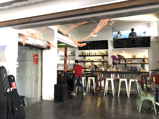 Soma Art Loungeのバー・スペース