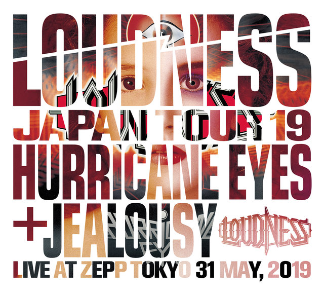 LOUDNESS JAPAN TOUR 19 HURR...