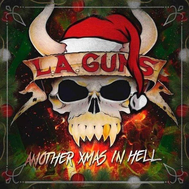 L.A. GUNS『Another Xmas In H...