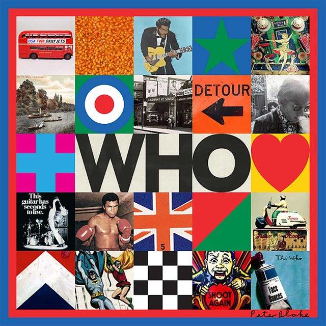 THE WHO「WHO」(SHM-CD)