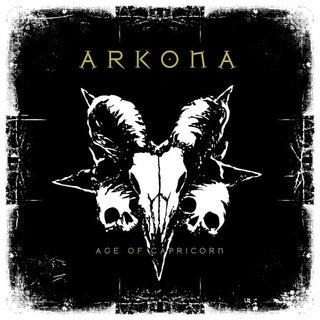 ポーランドのブラック・メタルARKONAがニュー・アルバムをリリース!