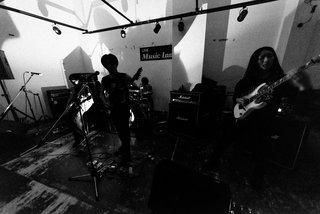 【フォト・レポート】2019年結成のバンドが集結したスタジオ・ライブ THE HATED IN UTOPIA