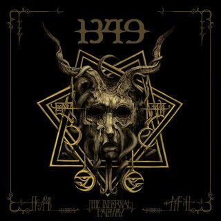 ノルウェーのエクストリーム・ブラック・メタル1349がニュー・アルバムをリリース!