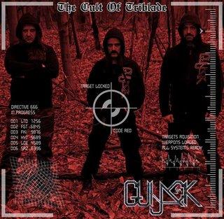 イタリアのスピード・メタルGUNJACKの2ndアルバムがリリース