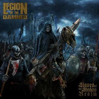 オランダのデスラッシュ・バンドLEGION OF THE DAMNEDがニュー・アルバムをリリース