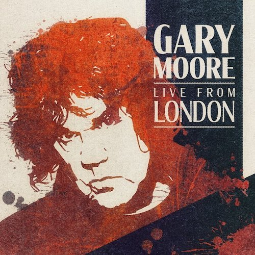 GARY MOOR『Live From London』