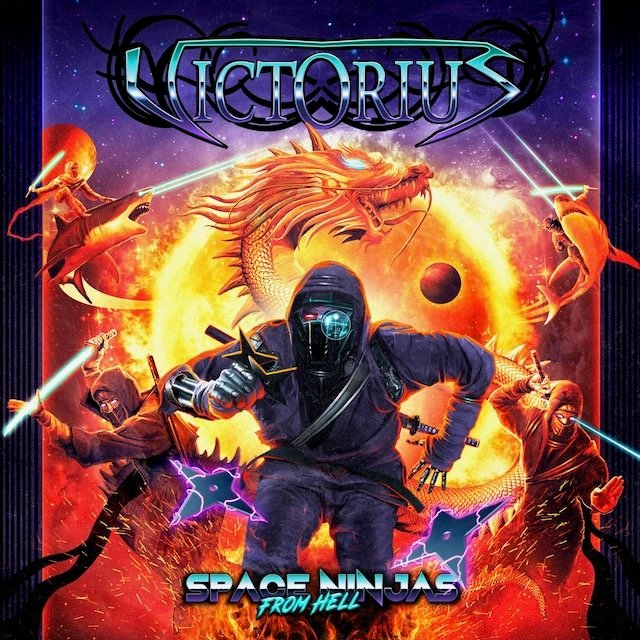 VICTORIUS『Space Ninjas From...