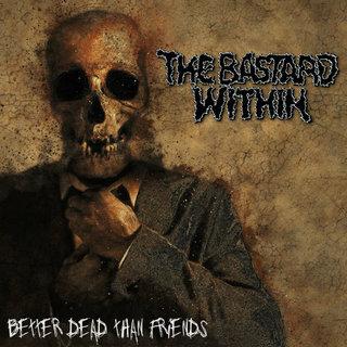 多国籍グラインド・バンドTHE BASTARD WITHINがデビュー・アルバムをリリース!