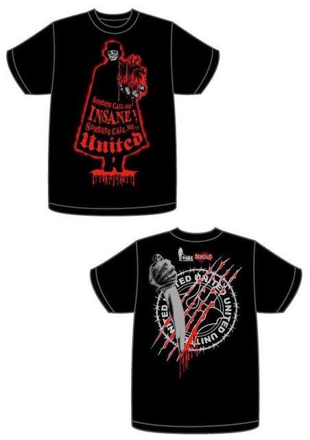 黄昏番長xUNITED 第2弾Tシャツ