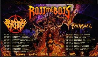 ROSS THE BOSSのニュー・アルバム完成!ヨーロッパ・ツアーも決定!
