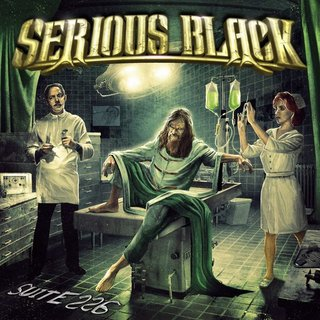 パワー・メタルSERIOUS BLACKがニュー・アルバム『Suite 226』をリリース!