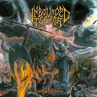 スペインのデス・メタルUNBOUNDED TERRORが2ndアルバムをリリース