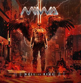MIWAがニュー・アルバム『Hell Is Real』をリリース!