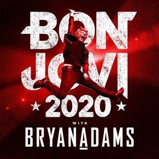 BON JOVIがこの夏にBryan Adamsとツアー