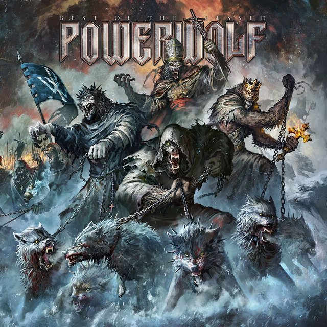 POWERWOLF『Best Of The Blessed』