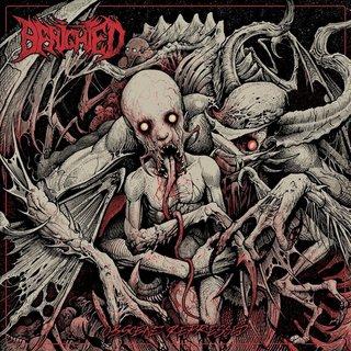 BENIGHTEDが新譜『Obscene Repressed』を4月にリリース!
