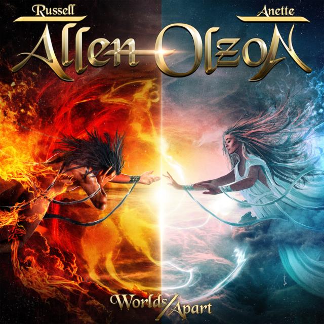 ALLEN / OLZON『Worlds Apart』