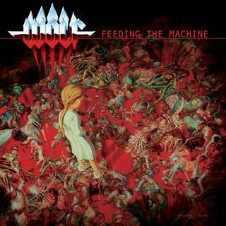 WOLFの新譜『Feeding The Machine』が3月にリリース!