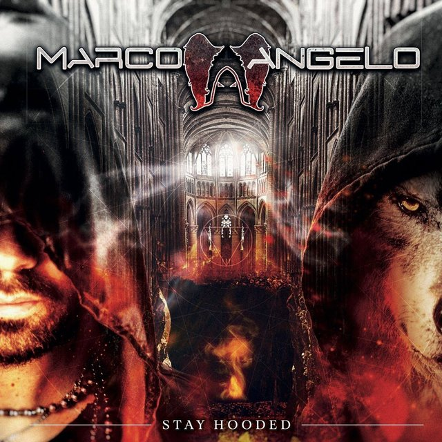 MARCO ANGELO「STAY HOODED」