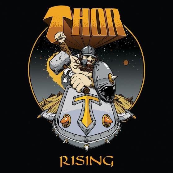 THOR『Rising』